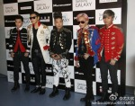 BIGBANG  Alive Galaxy Tour 2012 in Shanghai Press Conference 3