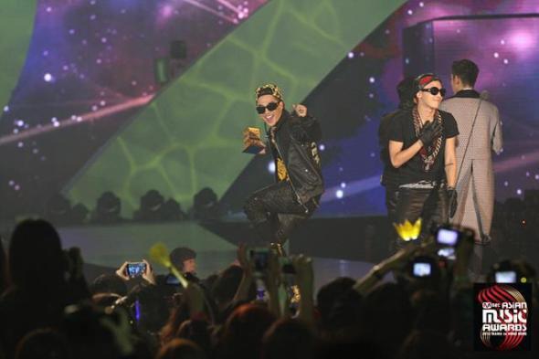 BigBang MAMA 2012 9